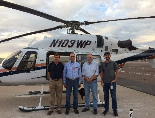 SRP Helicopter Tour October 2017